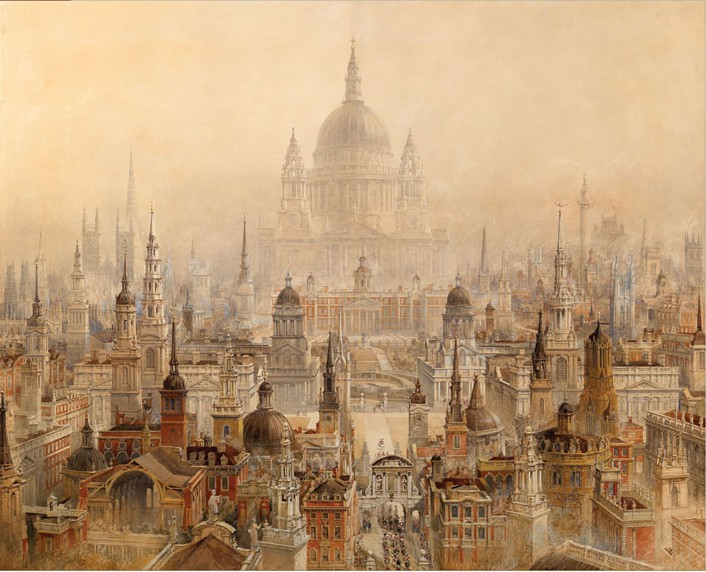 Charles Robert Cockerell: A Tribute to Sir Christopher Wren