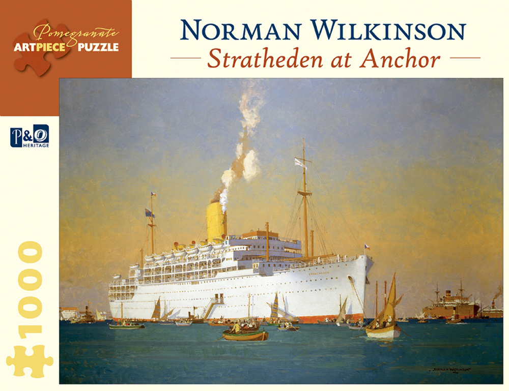 pomegranate-norman-wilkinson-stratheden-at-anchor-1000-teile-puzzle-pomegranate-aa842