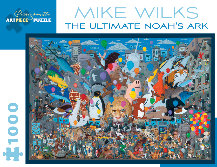 pomegranate-mike-wilks-the-ultimate-noahs-ark-1990-1992-1000-teile-puzzle-pomegranate-aa895
