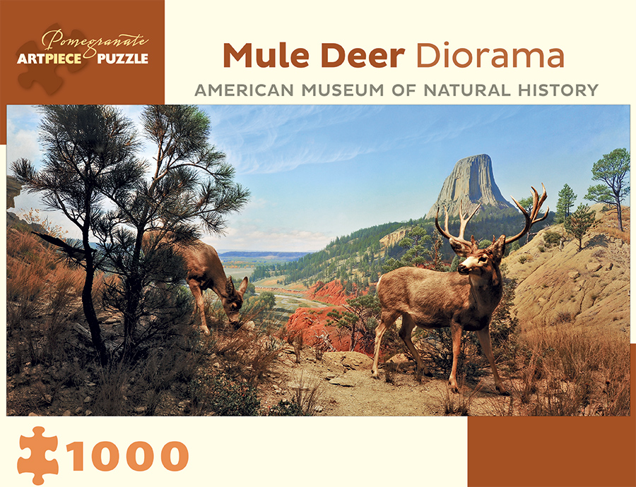 pomegranate-mule-deer-diorama-american-museum-of-natural-history-1000-teile-puzzle-pomegranate-aa9
