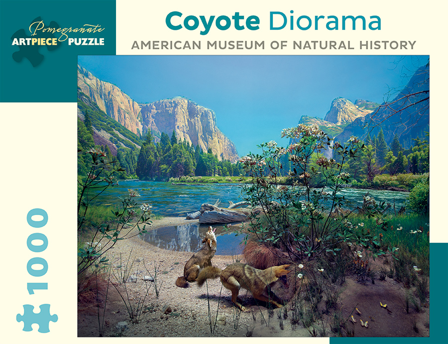 pomegranate-coyote-diorama-american-museum-of-natural-history-1000-teile-puzzle-pomegranate-aa942
