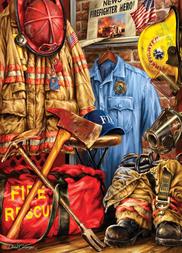 master-pieces-dona-gelsinger-fire-and-rescue-1000-teile-puzzle-master-pieces-71511