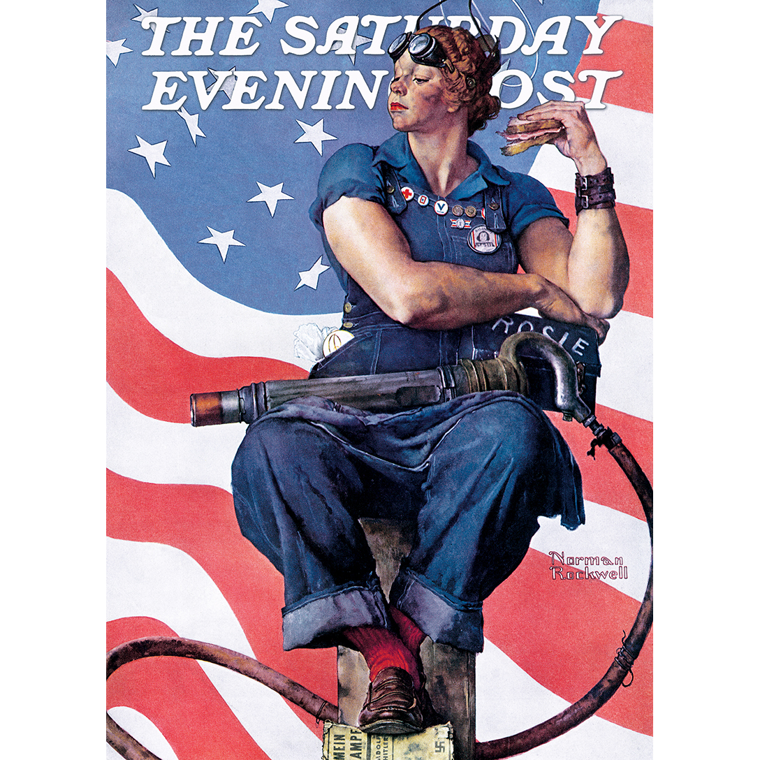 master-pieces-norman-rockwell-rosie-the-riveter-1000-teile-puzzle-master-pieces-71805