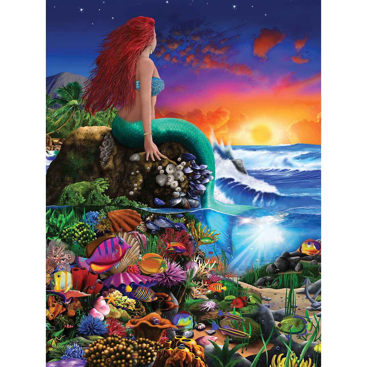 master-pieces-xxl-teile-book-box-little-mermaid-300-teile-puzzle-master-pieces-31723