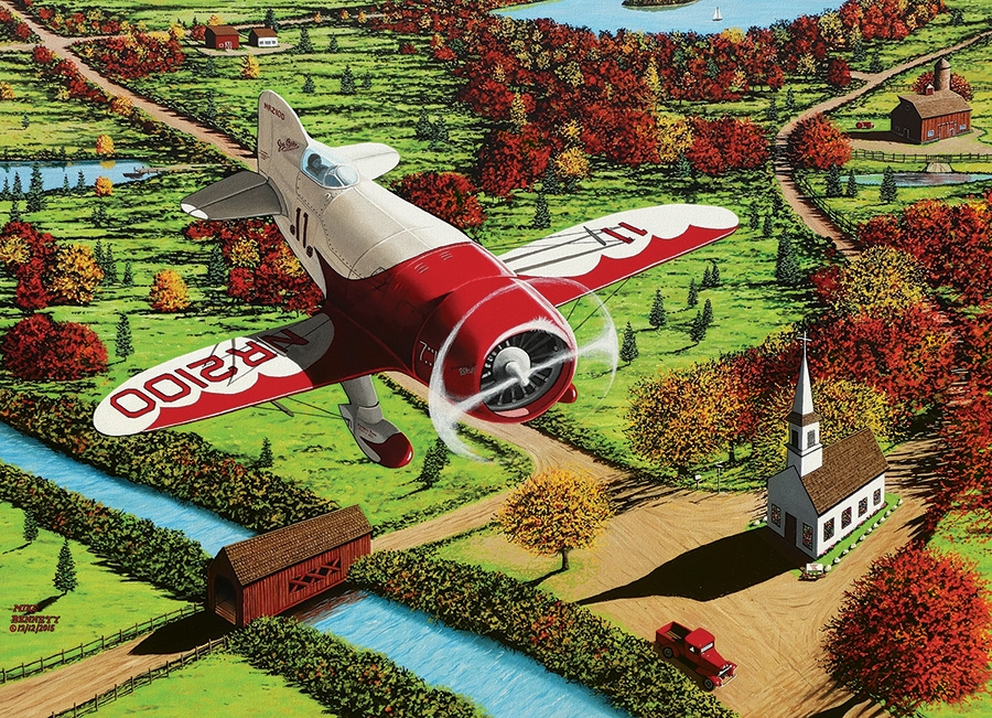 cobble-hill-outset-media-mike-bennett-gee-bee-over-new-england-1000-teile-puzzle-cobble-hill-5184
