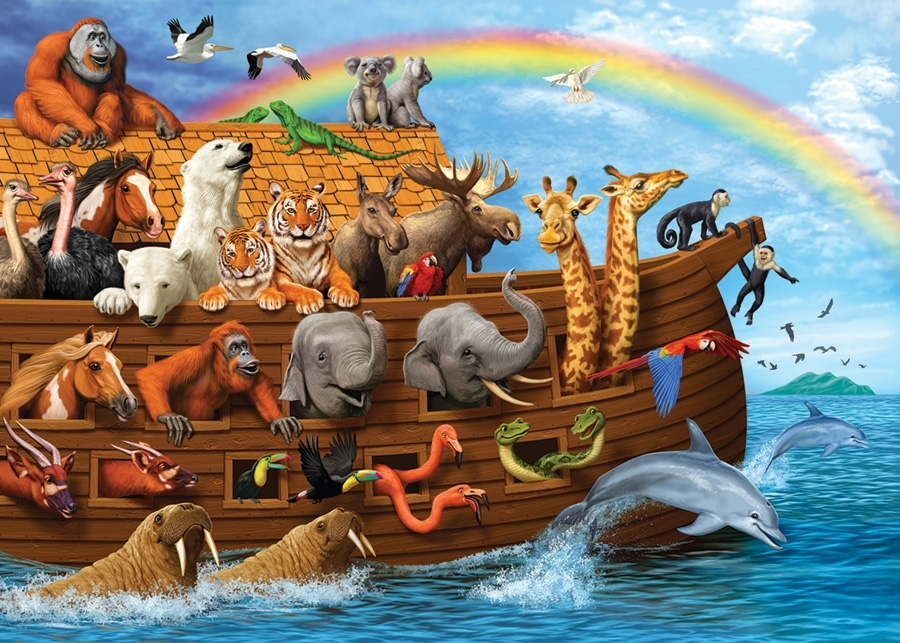 cobble-hill-outset-media-voyage-of-the-ark-35-teile-puzzle-cobble-hill-58881