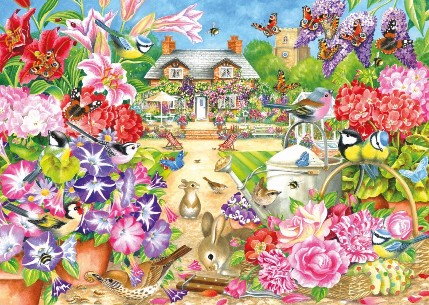 falcon-claire-comerford-summer-garden-1000-teile-puzzle-jumbo-11171