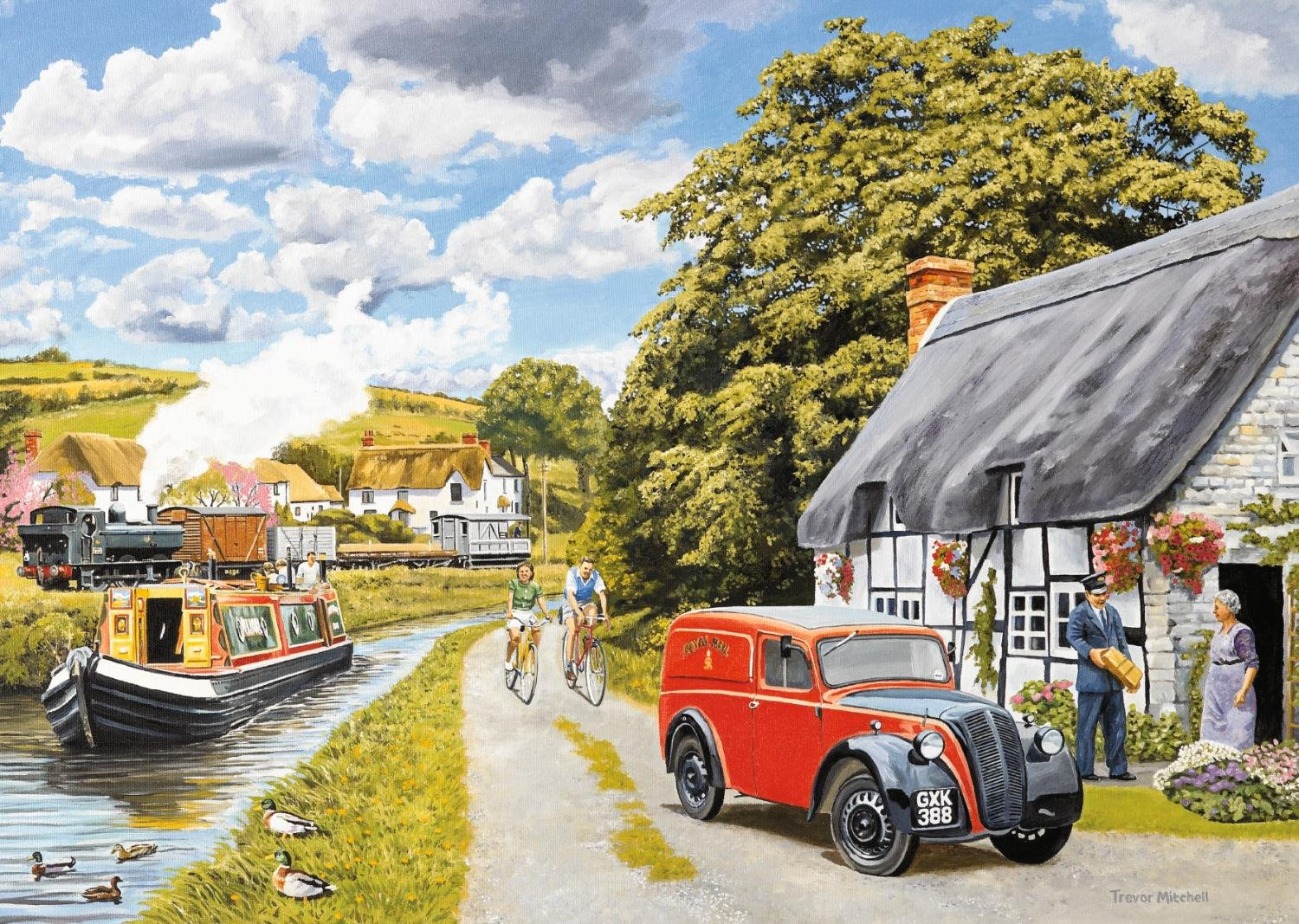 falcon-xxl-teile-parcel-for-canal-cottage-200-teile-puzzle-jumbo-11214
