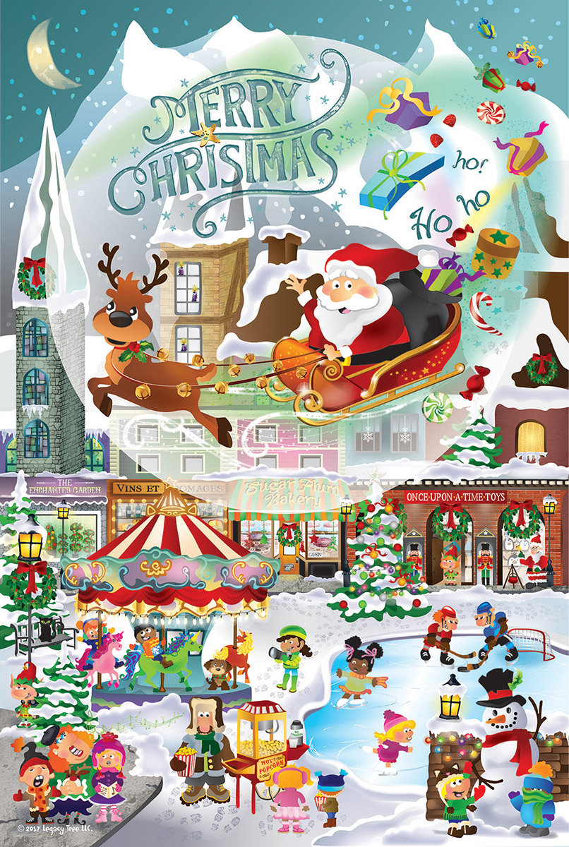 sunsout-xxl-teile-legacy-tree-a-christmas-village-for-all-ages-625-teile-puzzle-sunsout-32210