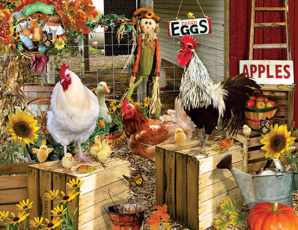 sunsout-xxl-teile-lori-schory-chickens-on-the-farm-1000-teile-puzzle-sunsout-34896