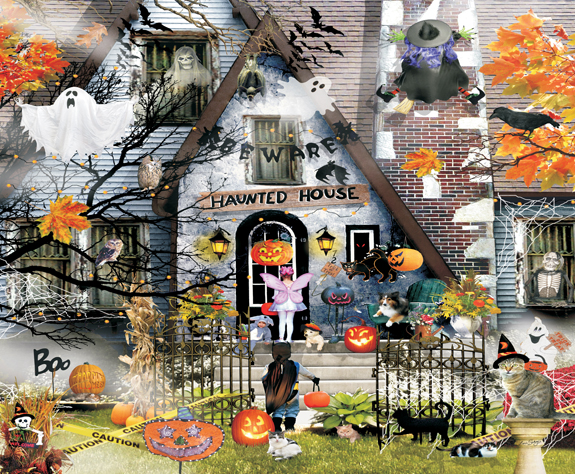 sunsout-lori-schory-haunted-house-1000-teile-puzzle-sunsout-34965