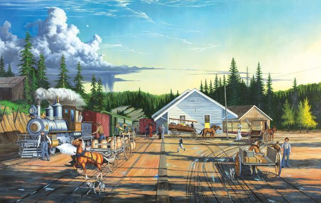 sunsout-keith-brown-end-of-the-line-550-teile-puzzle-sunsout-44354