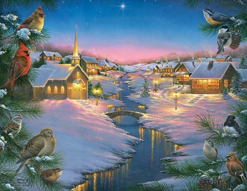 sunsout-xxl-teile-abraham-hunter-a-winters-silent-night-1000-teile-puzzle-sunsout-69609