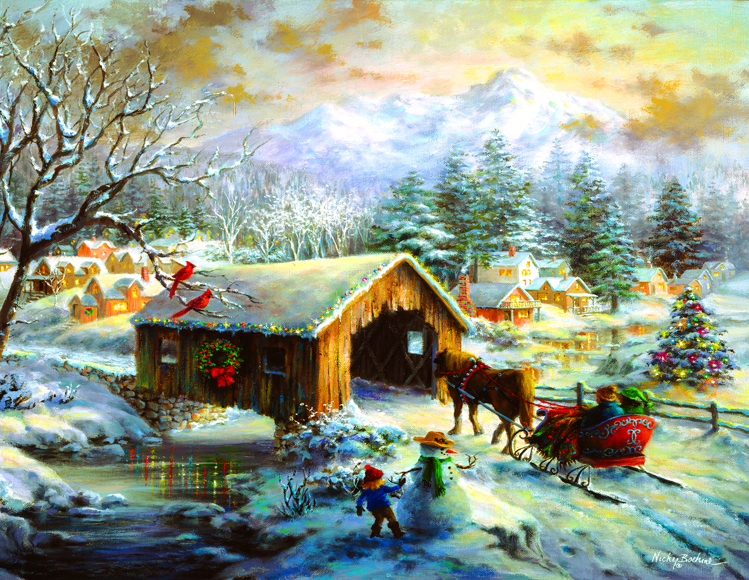 sunsout-nicky-boehme-over-the-covered-bridge-1000-teile-puzzle-sunsout-19319
