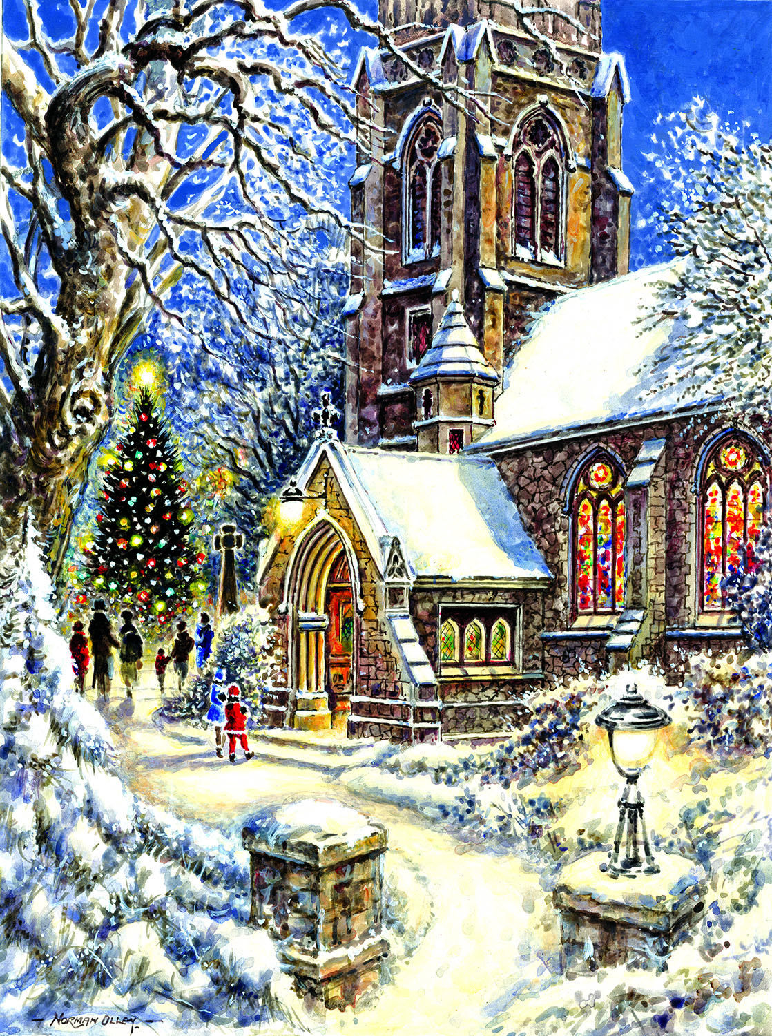 sunsout-church-in-the-snow-1000-teile-puzzle-sunsout-44131