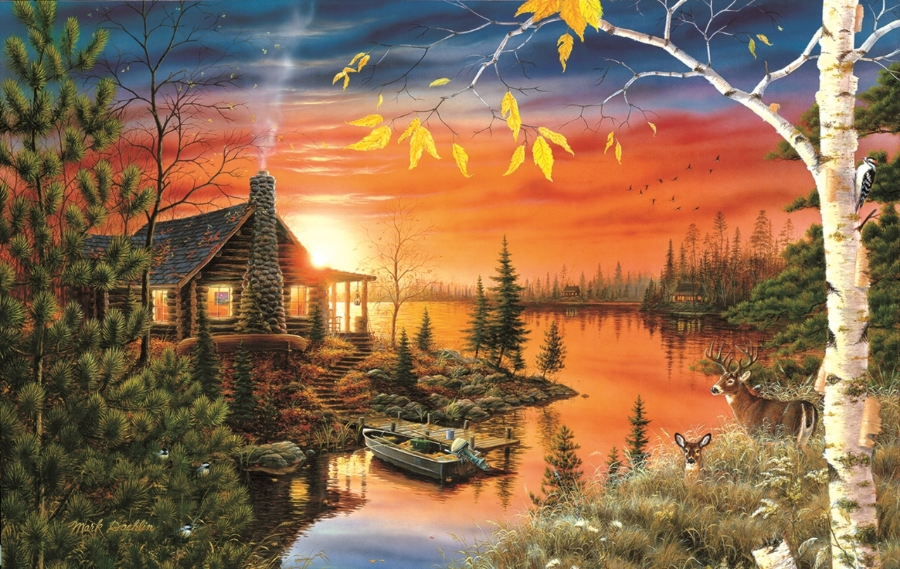 sunsout-mark-daehlin-autumn-evening-550-teile-puzzle-sunsout-51847