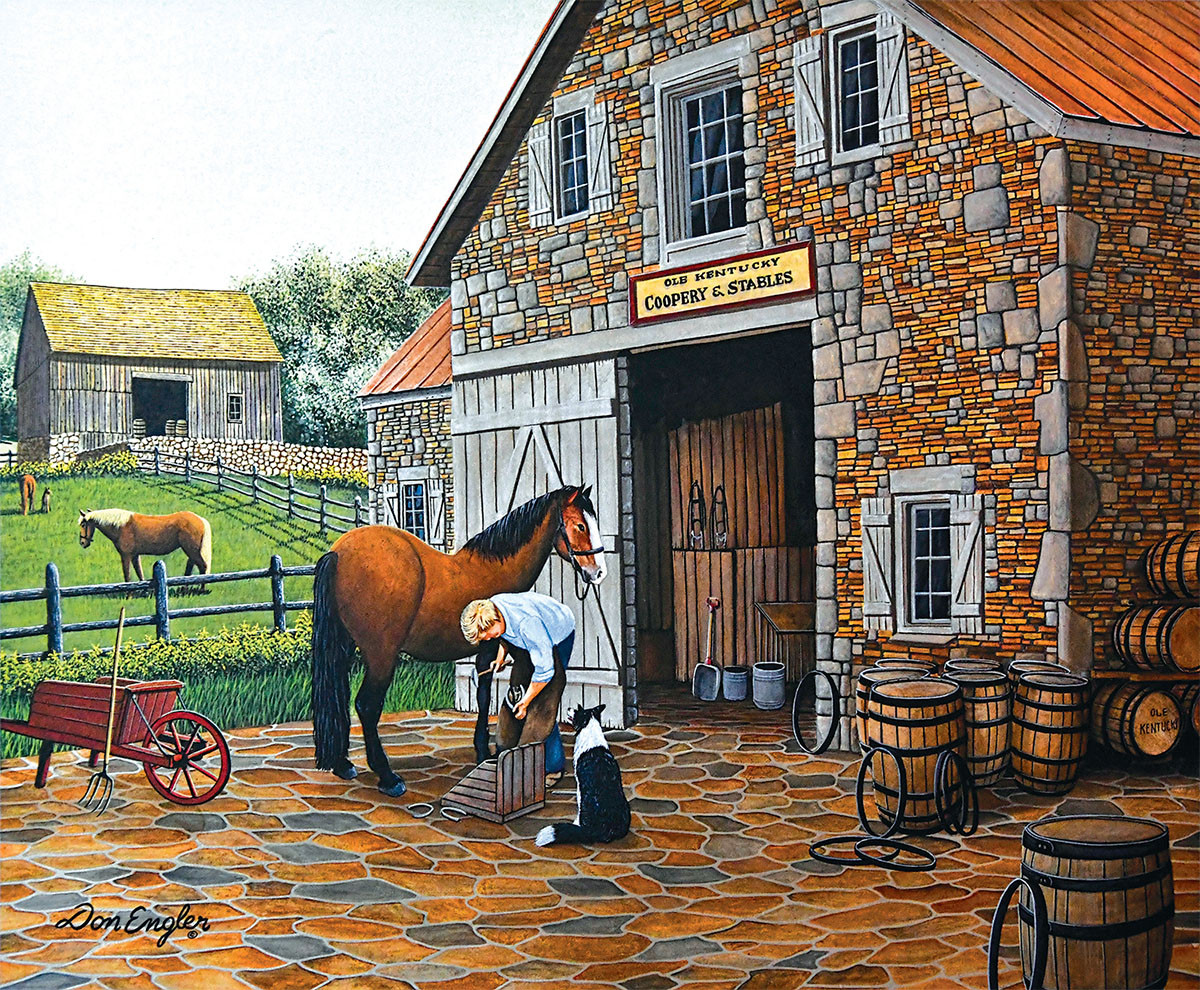 sunsout-don-engler-coppery-and-stables-1000-teile-puzzle-sunsout-60319
