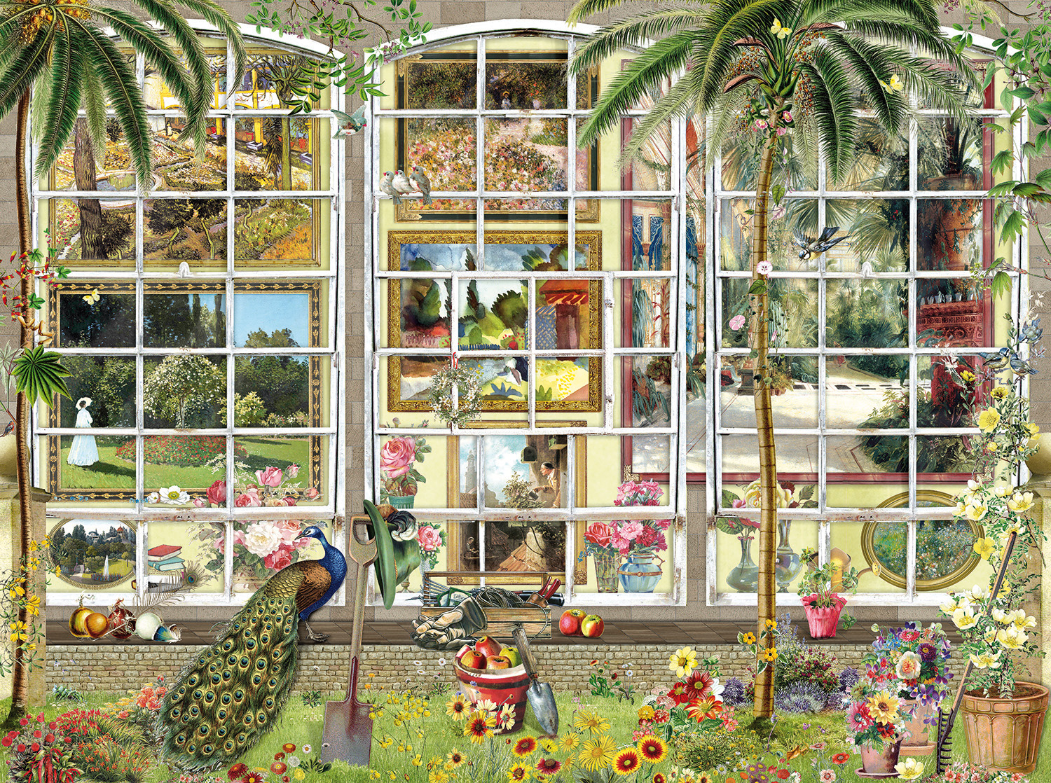 sunsout-barbara-behr-gardens-in-art-1000-teile-puzzle-sunsout-27250