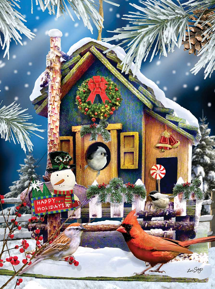sunsout-lori-schory-visiting-for-the-holidays-1000-teile-puzzle-sunsout-34929