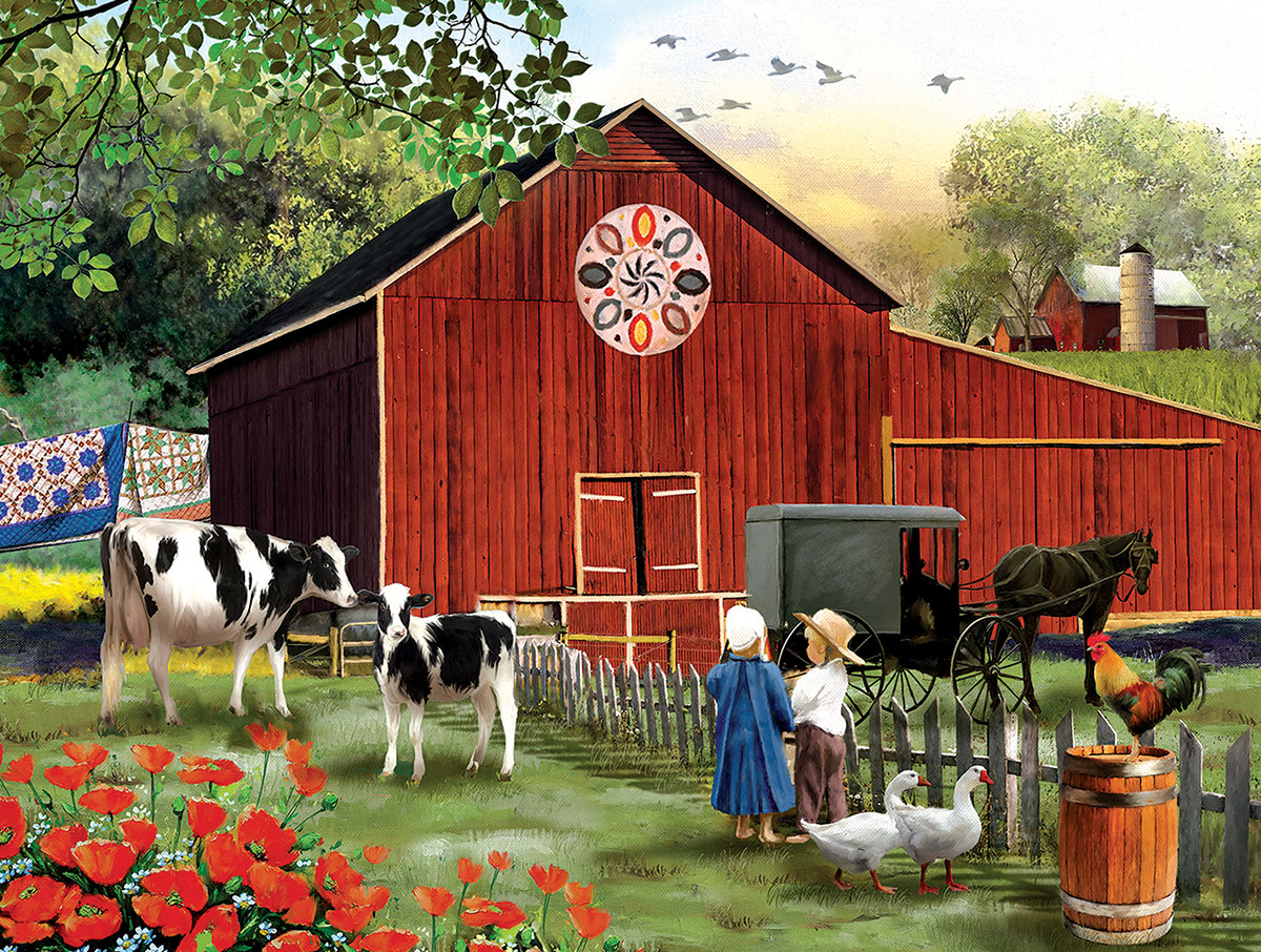 sunsout-xxl-teile-country-serenity-300-teile-puzzle-sunsout-28648