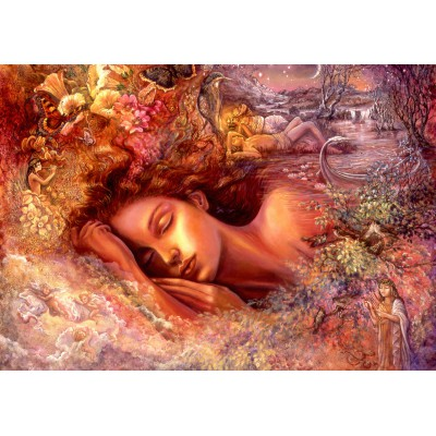 Image of Grafika Psyche's Dreams 1000 Teile Puzzle Grafika-00892