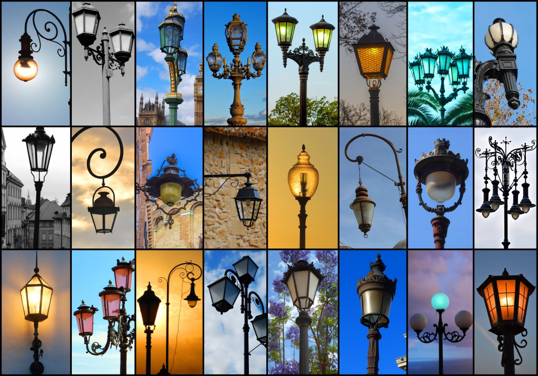 collage-lampen