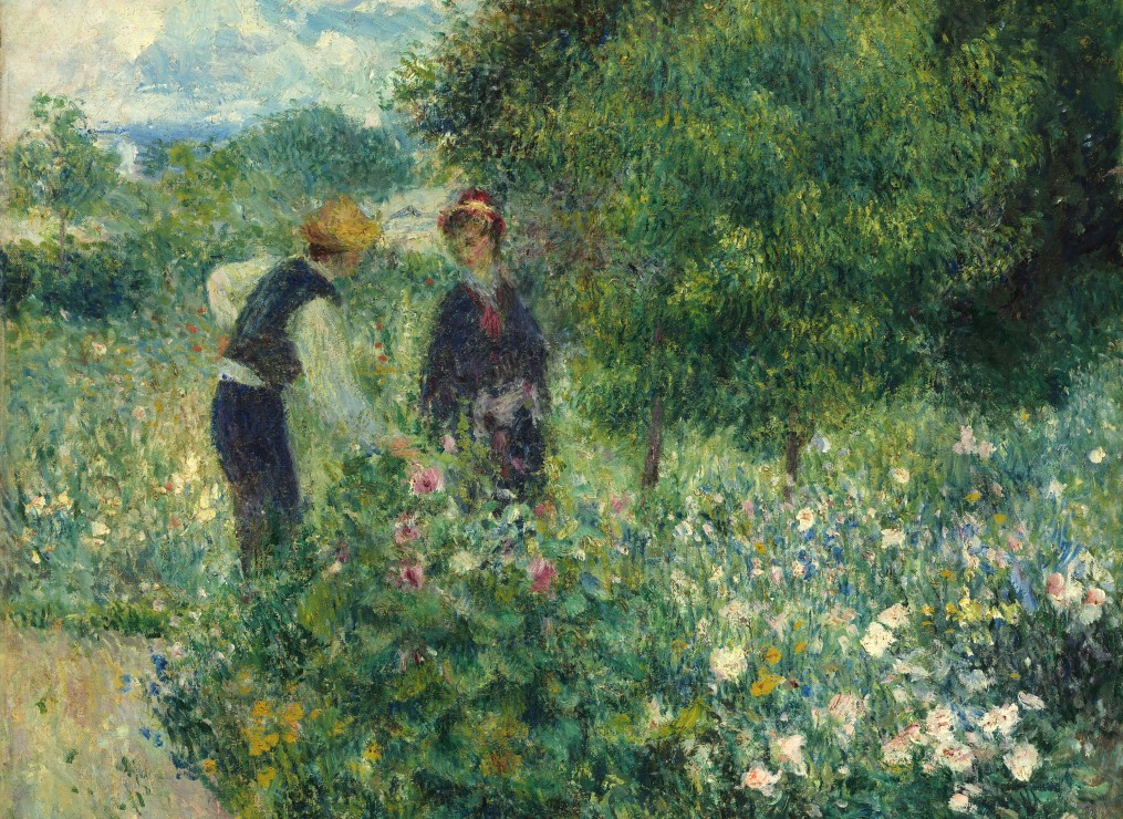 grafika-auguste-renoir-picking-flowers-1875-300-teile-puzzle-grafika-01893