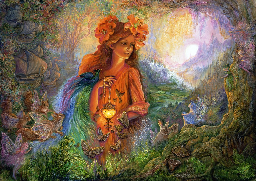 grafika-josephine-wall-lighting-the-way-2000-teile-puzzle-grafika-t-00367