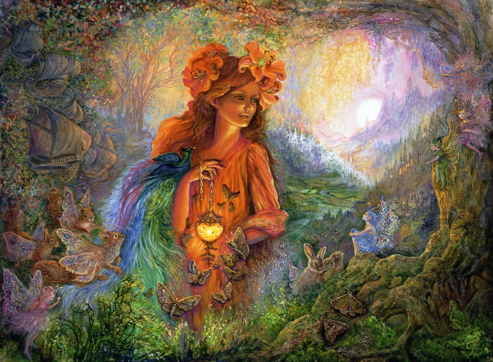 grafika-josephine-wall-lighting-the-way-2000-teile-puzzle-grafika-02365