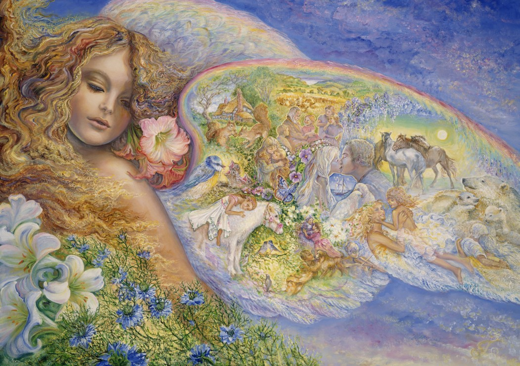 grafika-josephine-wall-wings-of-love-1500-teile-puzzle-grafika-t-00292