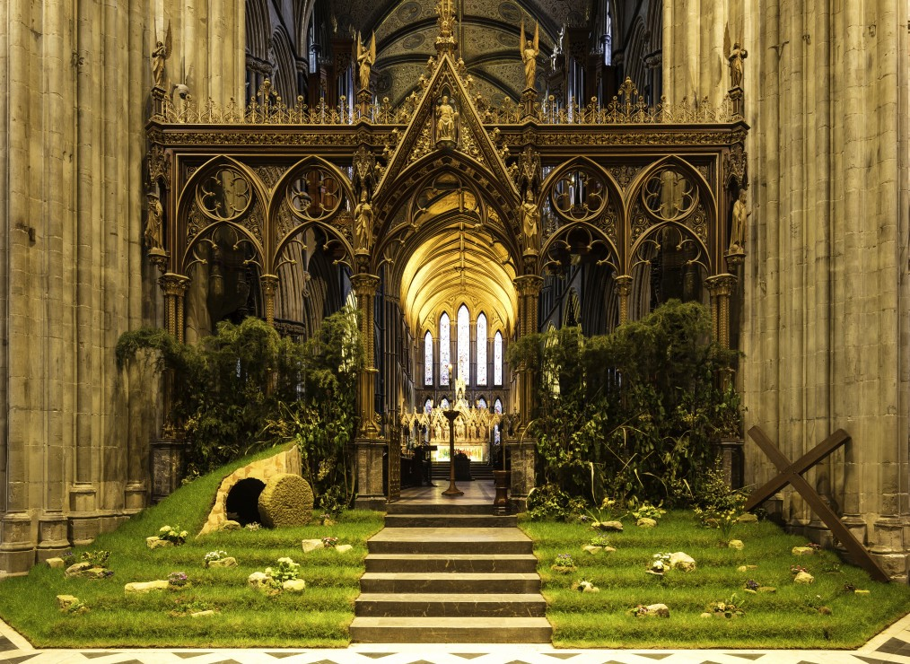 grafika-easter-in-worcester-cathedral-300-teile-puzzle-grafika-02948