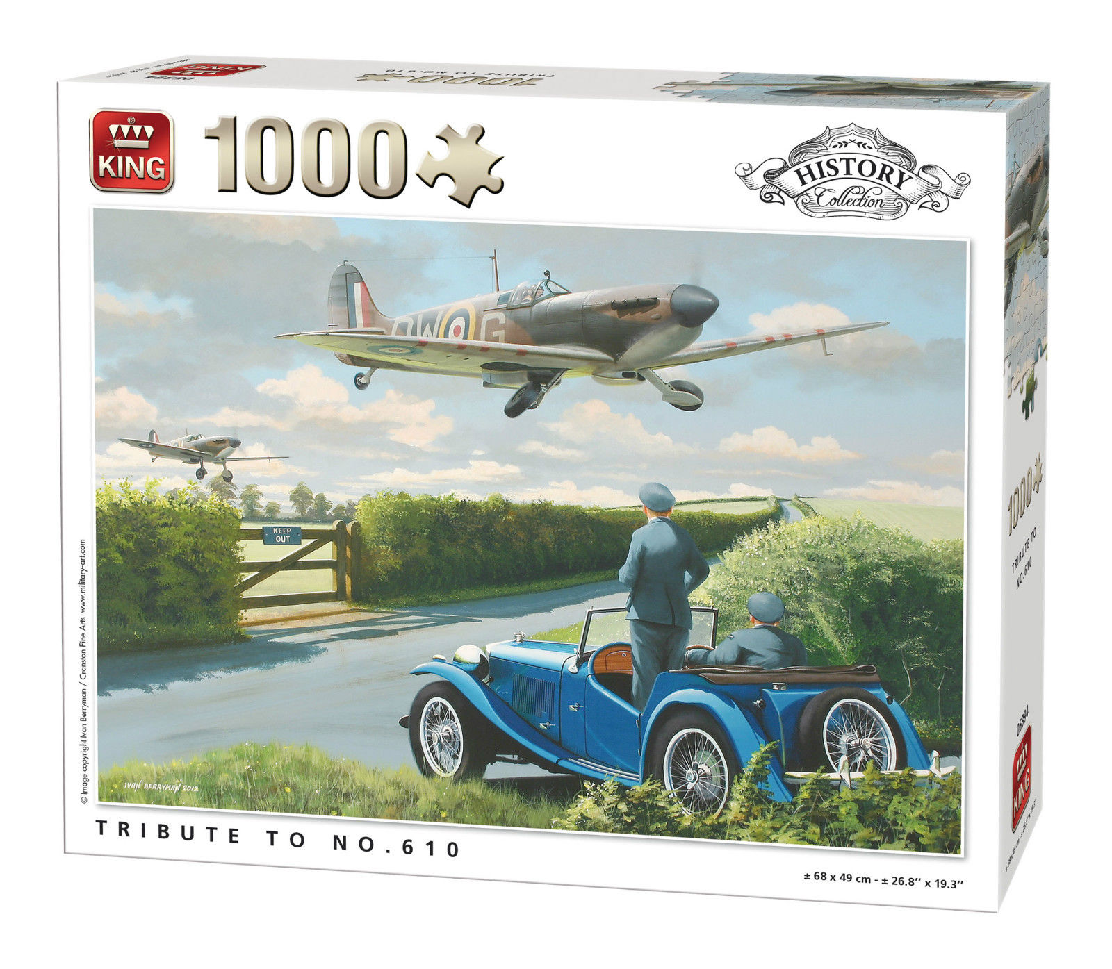 king-international-tribute-to-no-610-1000-teile-puzzle-king-puzzle-05394