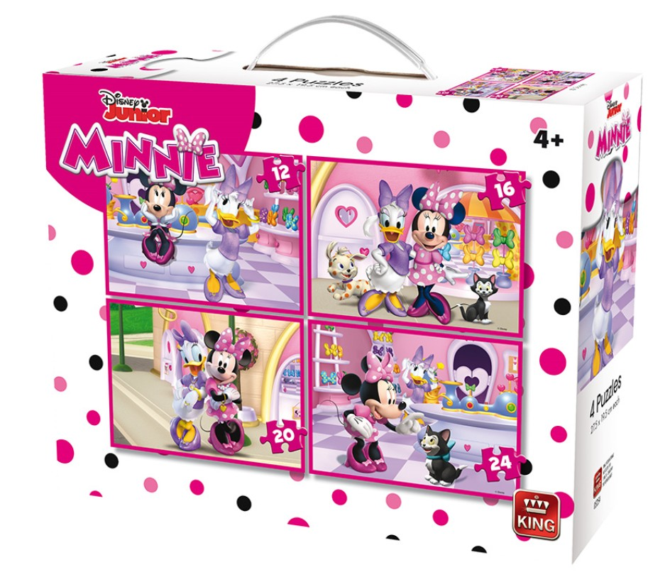 king-international-4-puzzles-minnie-12-teile-puzzle-king-puzzle-05254