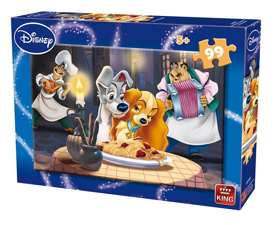 King International Disney 99 Teile Puzzle king-Puzzle-05694-B