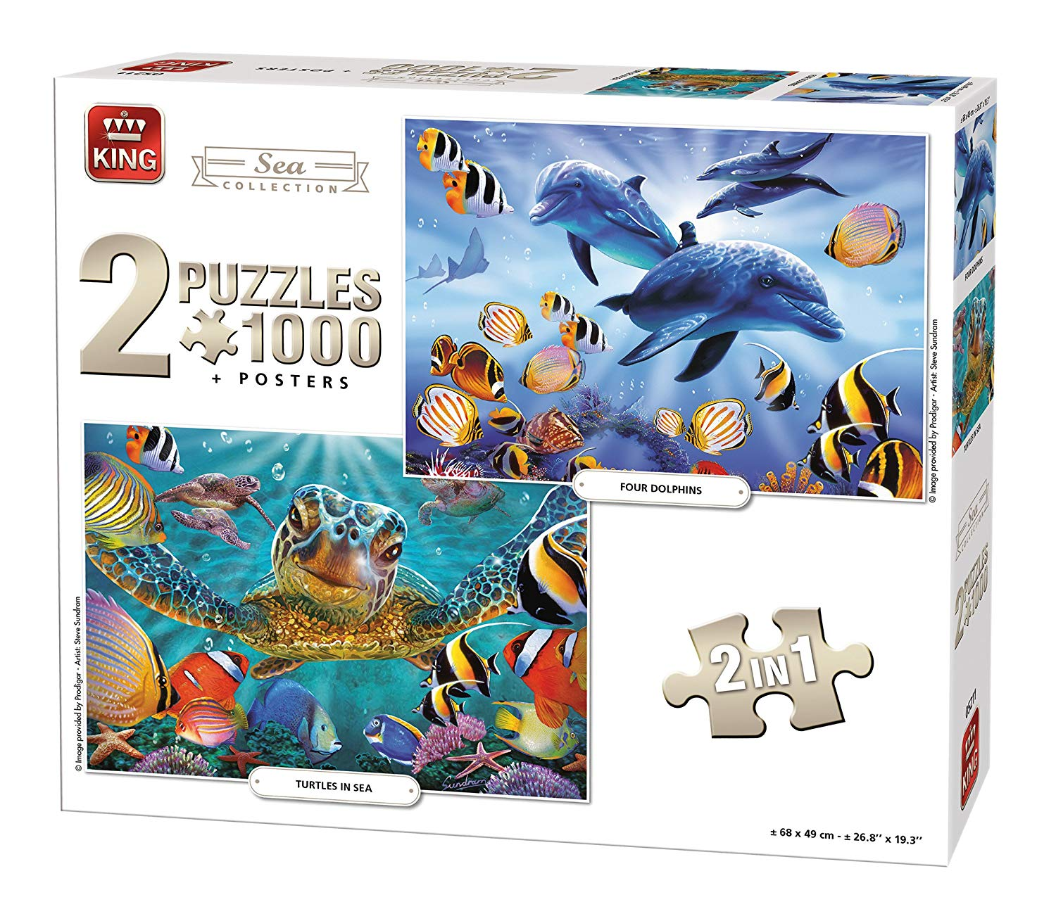 king-international-2-puzzles-sea-collection-1000-teile-puzzle-king-puzzle-05211