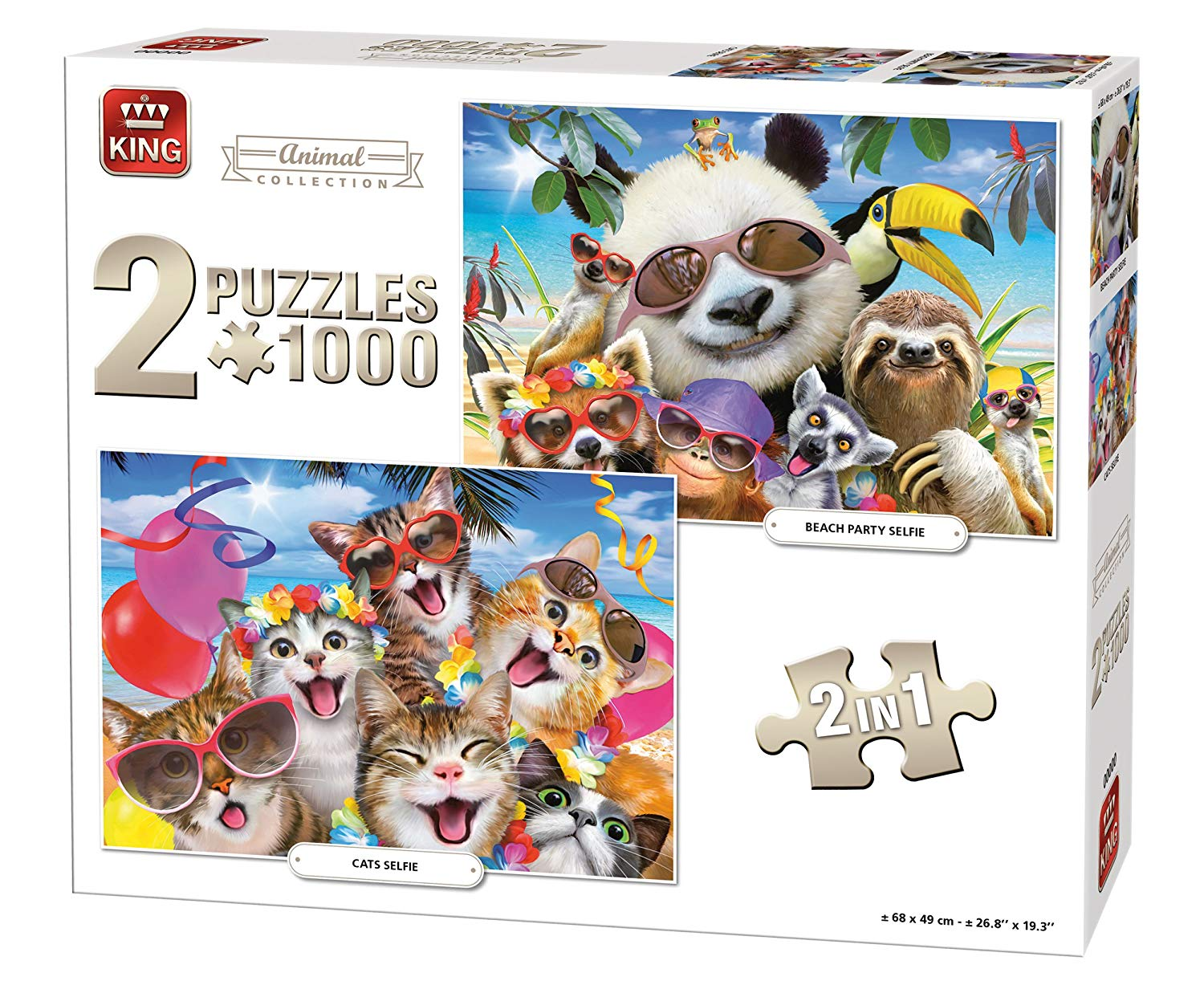 king-international-2-puzzles-animal-collection-1000-teile-puzzle-king-puzzle-05216