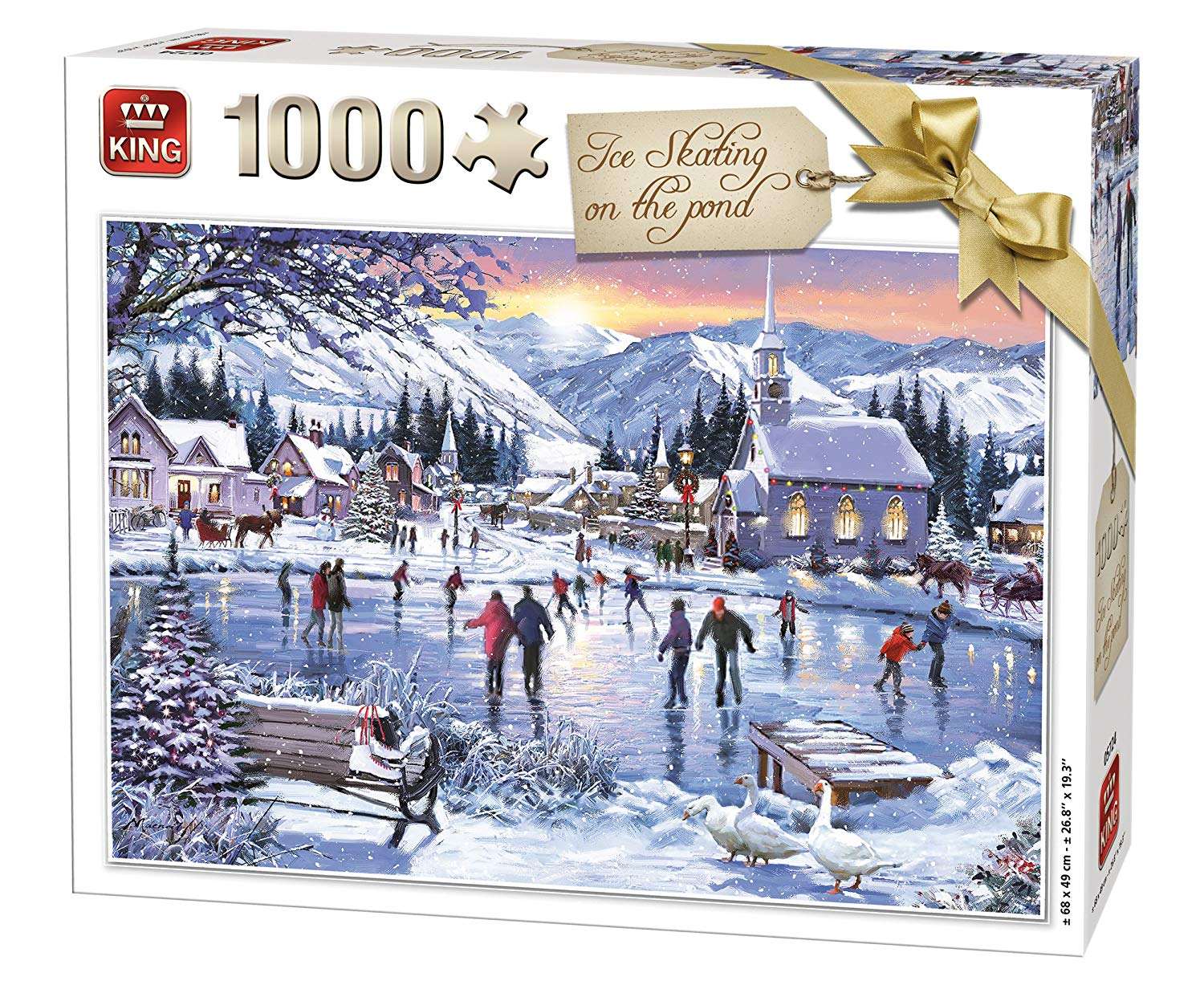 king-international-ice-skating-on-the-pond-1000-teile-puzzle-king-puzzle-05724