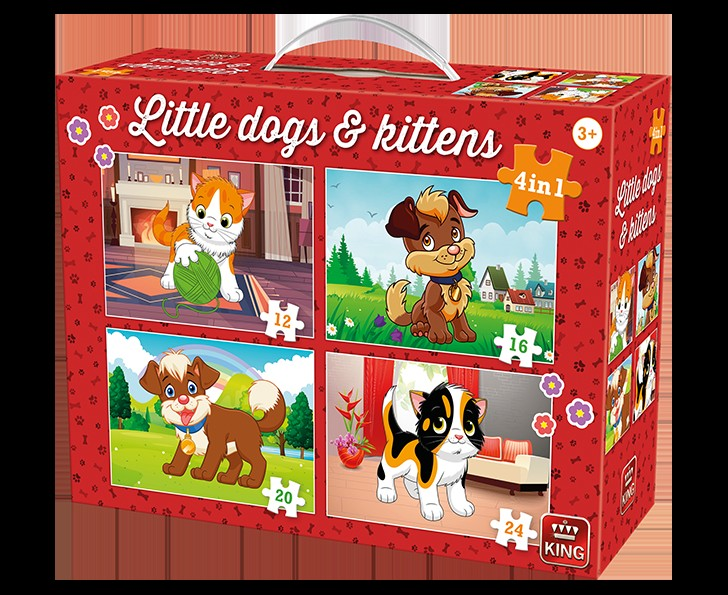 king-international-little-dogs-kittens-12-teile-puzzle-king-puzzle-05641