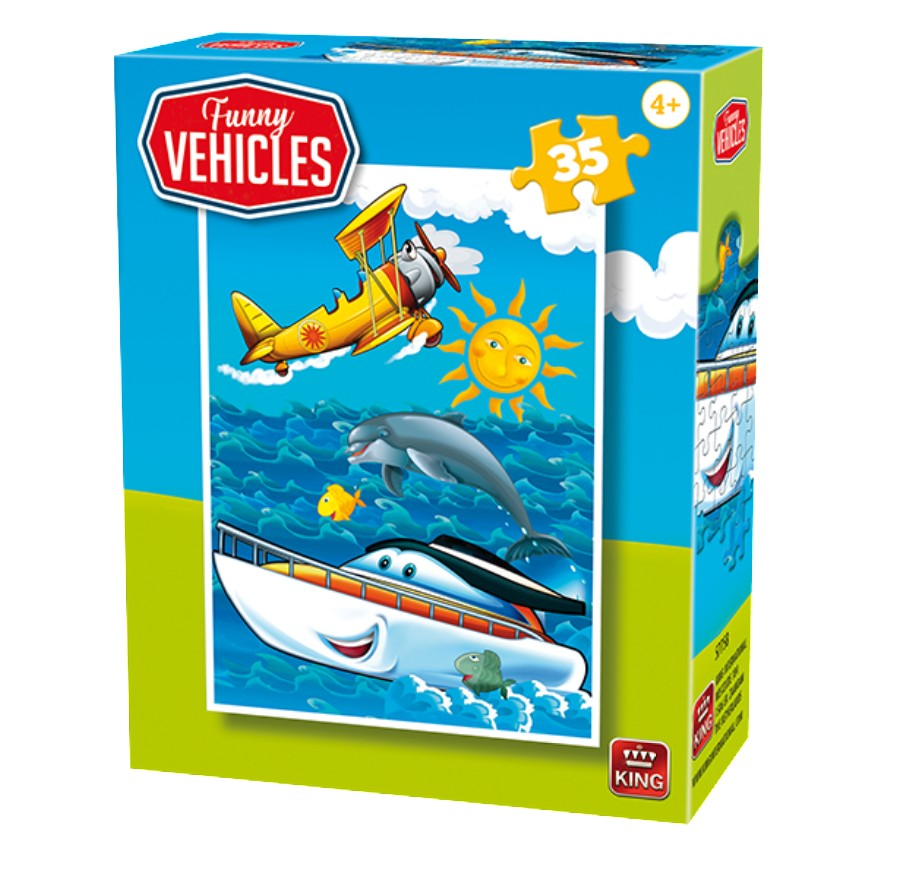 king-international-funny-vehicles-35-teile-puzzle-king-puzzle-05775-b