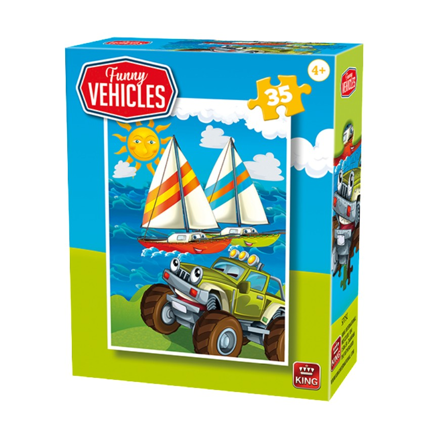 king-international-funny-vehicles-35-teile-puzzle-king-puzzle-05775-c