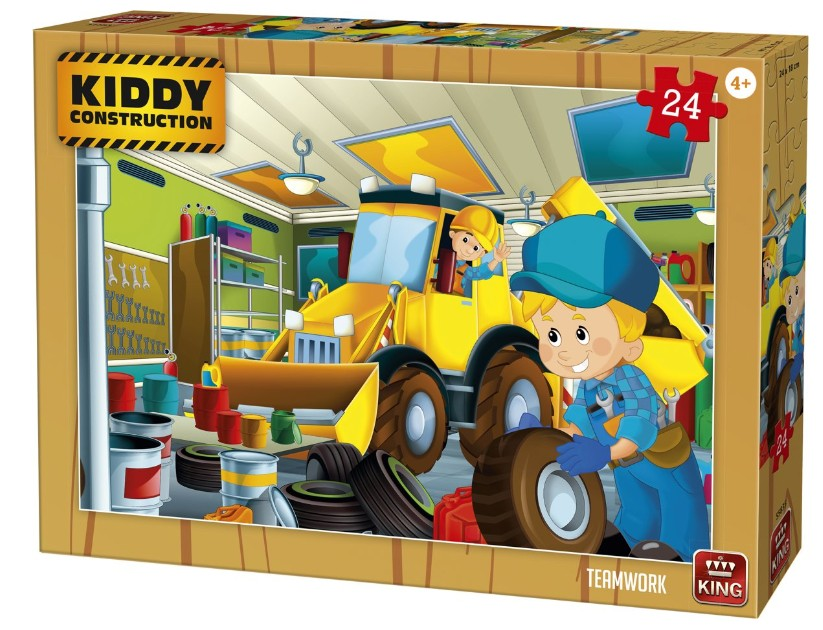 king-international-kiddy-construction-teamwork-24-teile-puzzle-king-puzzle-55835