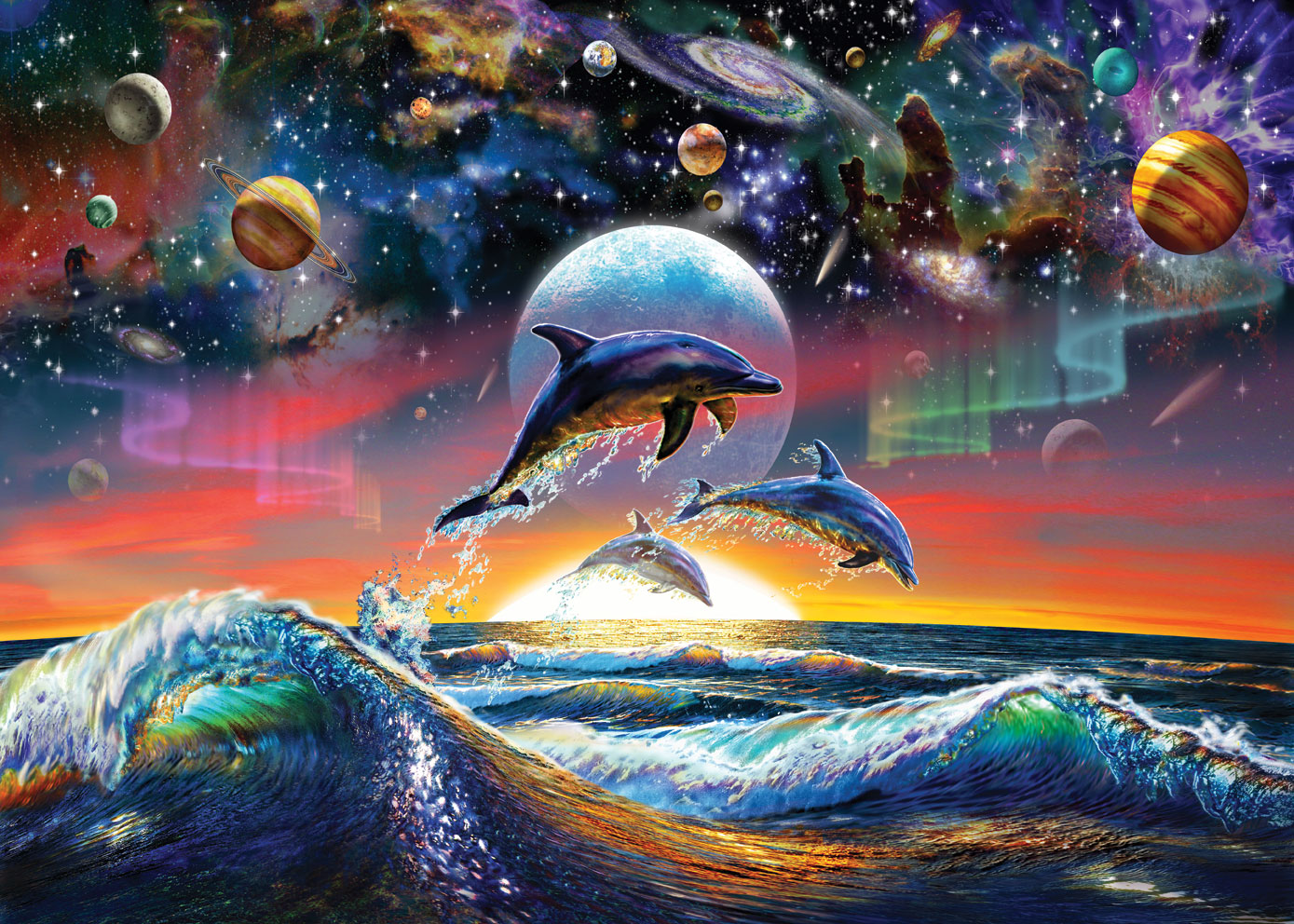 Universal Dolphins