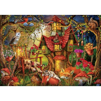Ausgefallenkreatives - Art Puzzle Time for Misery 1000 Teile Puzzle Art Puzzle 5177 - Onlineshop Puzzle.de