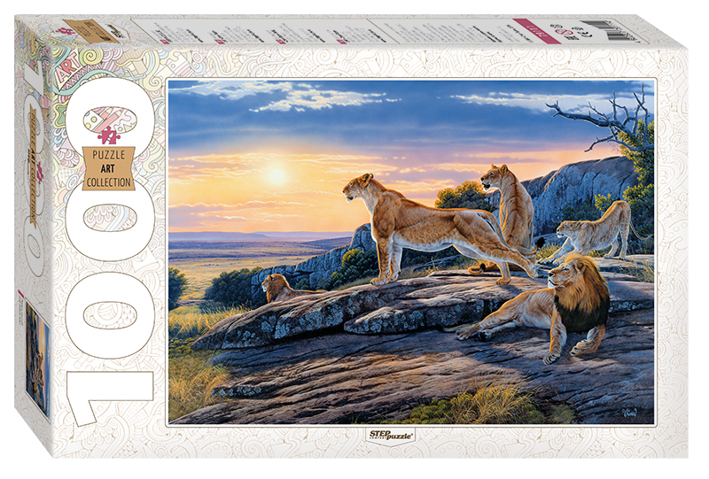 step-puzzle-before-hunting-1000-teile-puzzle-step-puzzle-79111