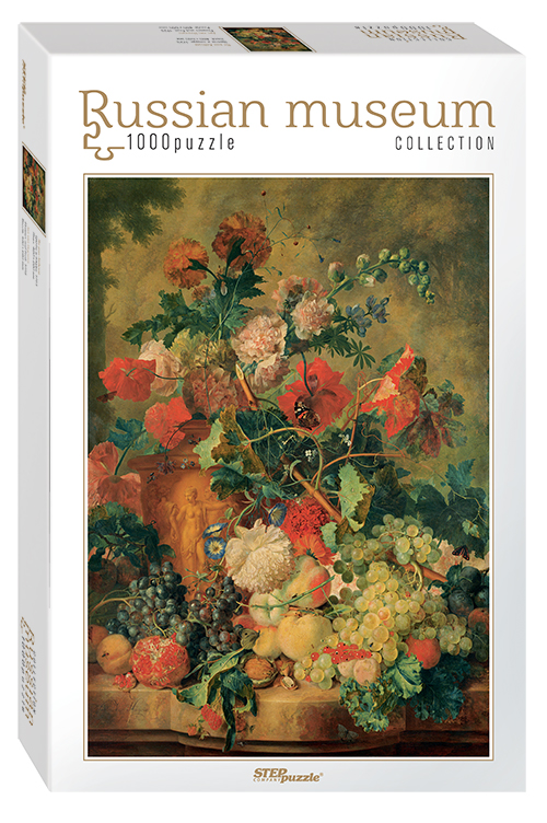 step-puzzle-russian-museum-jan-van-huysum-flowers-and-fruit-1000-teile-puzzle-step-puzzle-79210