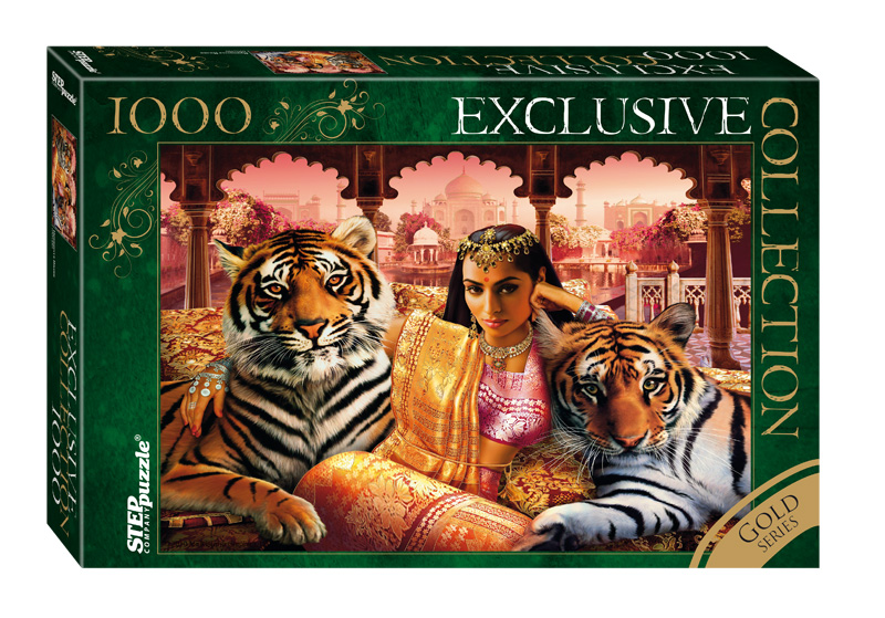 step-puzzle-gold-series-indian-princess-1000-teile-puzzle-step-puzzle-79517