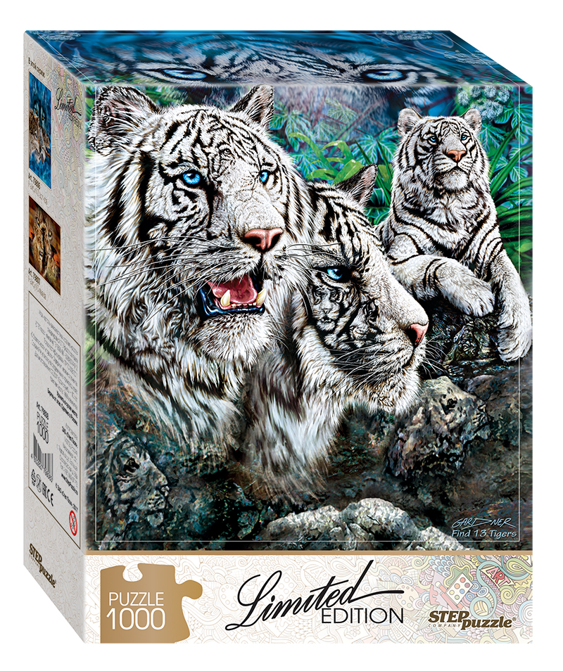 step-puzzle-finde-13-tiger-1000-teile-puzzle-step-puzzle-79808