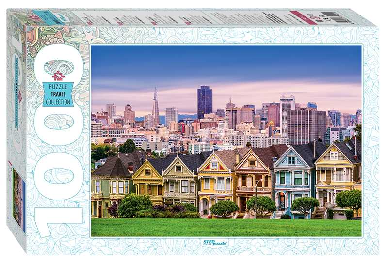 step-puzzle-the-painted-ladies-of-san-francisco-1000-teile-puzzle-step-puzzle-79141