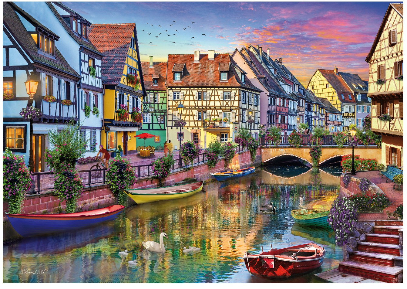 wentworth-holzpuzzle-colmar-canal-250-teile-puzzle-wentworth-792002
