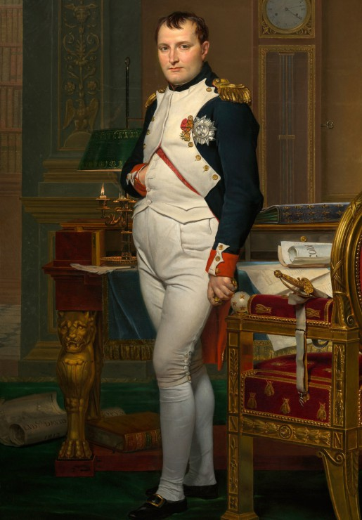 grafika-kids-jacques-louis-david-the-emperor-napoleon-in-his-study-at-the-tuileries-1812-100-teile